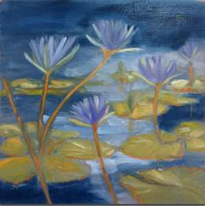 Hearst Waterlilies