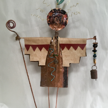 Shaman with Bell